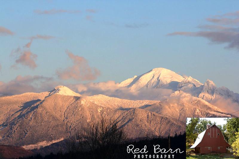 Mt baker Cover