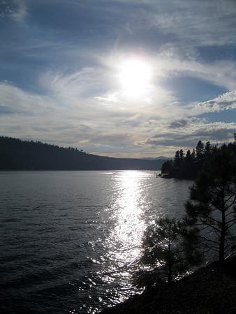 Lake Coeur d' Alene Sept 2010