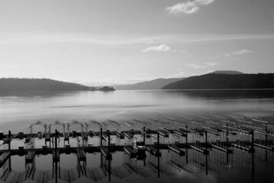 Black & White Lake 2