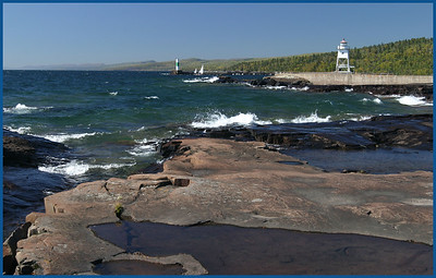 SC-H-0027 Grand Marais Lighthouse