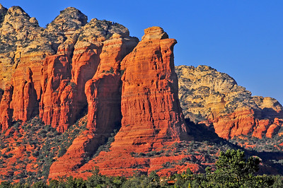 Tea Pot Rock Formation, Sedona