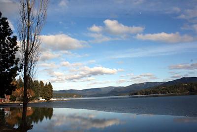 Hayden Lake Feb 2011