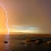 Bear Lake Thunderous Sunrise