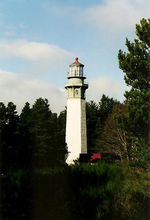 Lighthouse on Washington cost