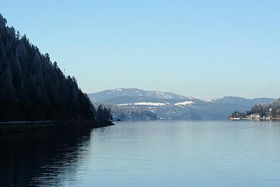 Beauty Bay. Lake Couer d' Alene