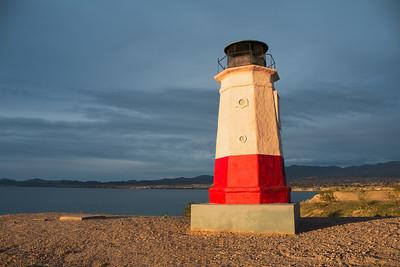 2017-02-25  Vermilion Lighthouse *Replica* (original in Vermilion, Ohio)