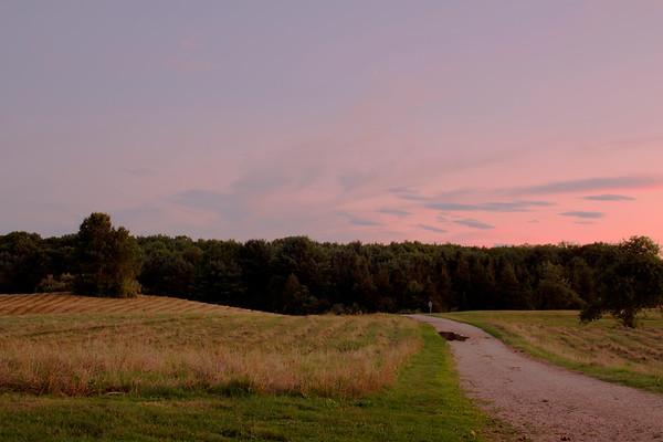 <font size=4><em>Wagon Hill, Durham, NH</em>