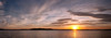<em><font size=4>Sunset at Androscoggin Lake, Wayne, ME</em>