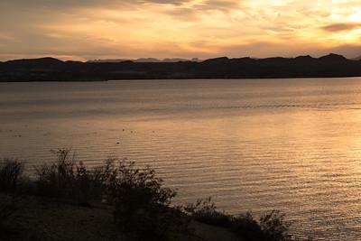 Lake Havasu Sunset