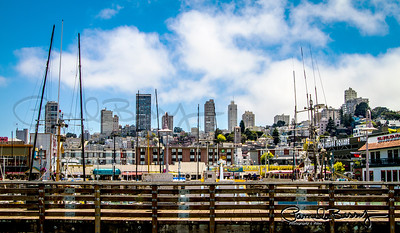 Away from crowds I find a different perspective of SF