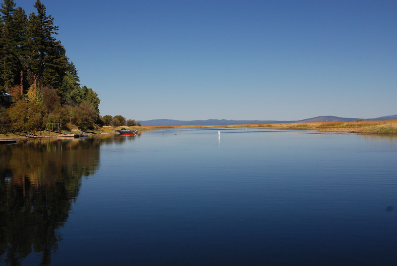 Waterway - Rocky Point, Oregon