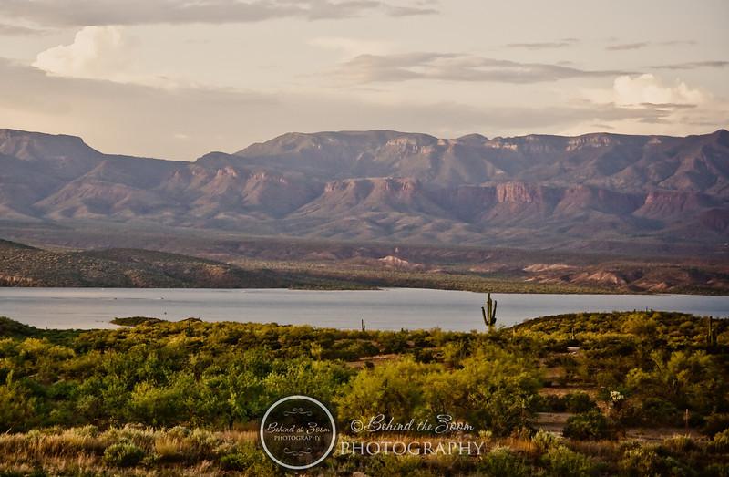 2009 Roosevelt Lake Arizona