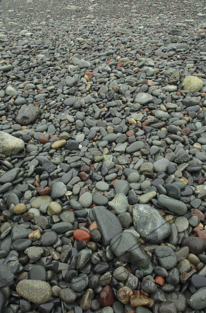 Maine Cobblestone Beach