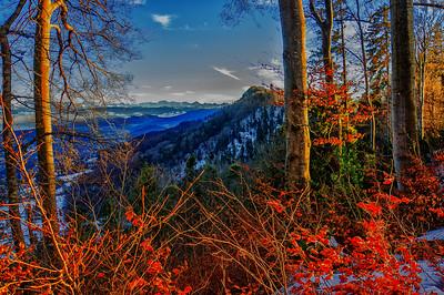 Spätherbst | Late Autumn, Balderen