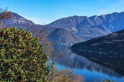 Luganersee | Lake Lugano, Morcote