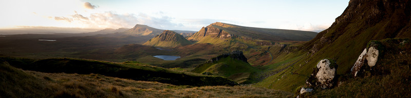 "From the Quiraing ""Prison"""