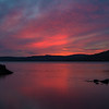 Lagganulva sunset
