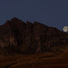 Storr Moonset