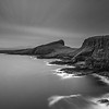 Neist Point monochrome
