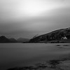 Elgol in monochrome