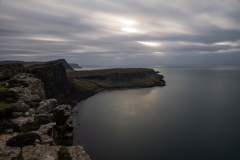 Neist point from further back