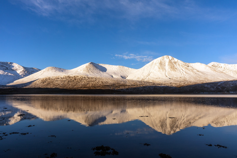 Cuillins and Loch Ainort