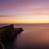 Neist Point post sunset