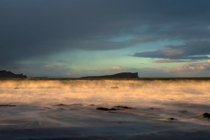 Staffin Bay, North Skye