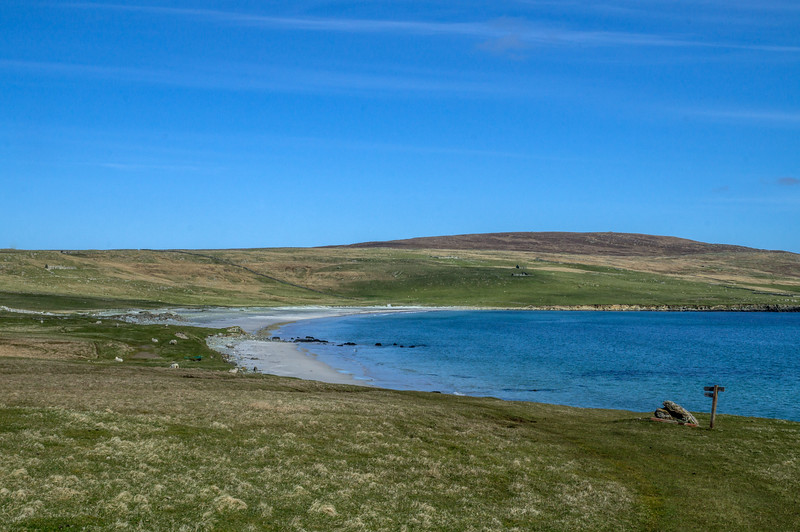 Sandwick Bay, Unst