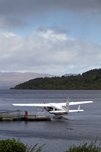 Loch Lomond Seaplane - a highly recommended experience - stunning views!