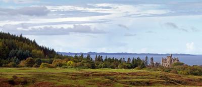 Glengorm Castle, Mull