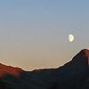 Moonrise over Loch Duich