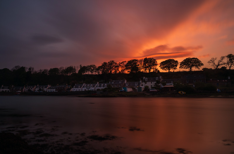 Plockton sunset 24/4/19