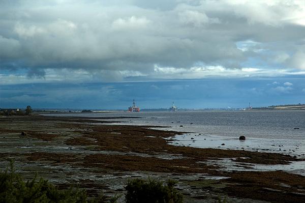 Scotland, The Black Isle, Cromarty Firth