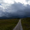 Rannoch Moor/Glen Coe looking back towards Inveroran