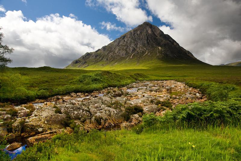The Buachaille, Etive Mor