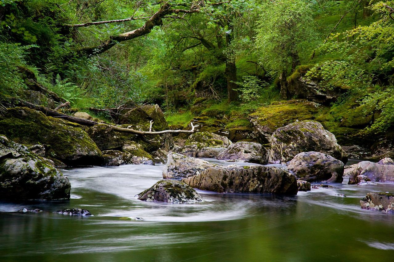 The Falls of Falloch, The River Falloch