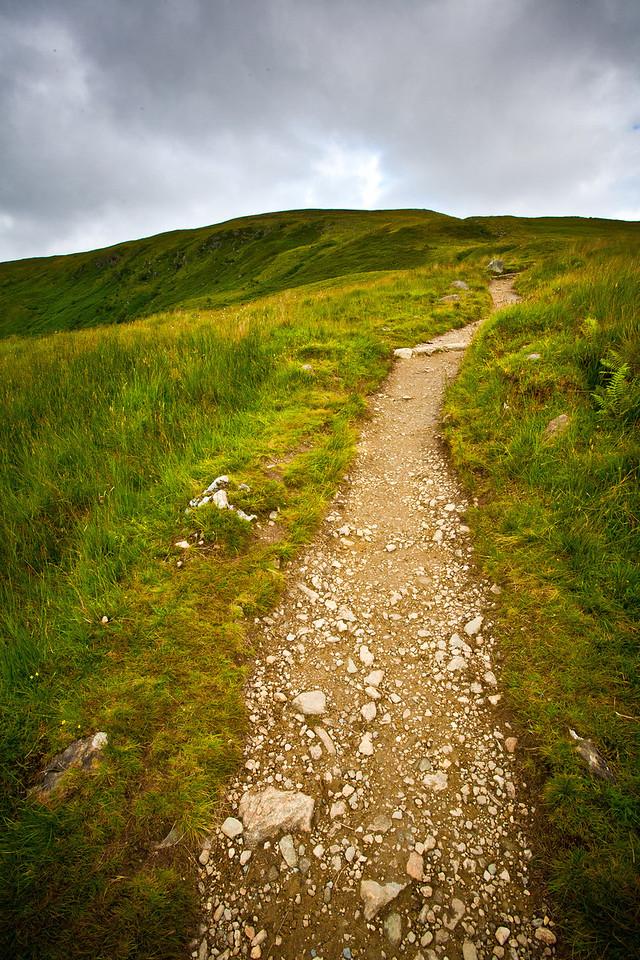 Walk Up Ben Lomond