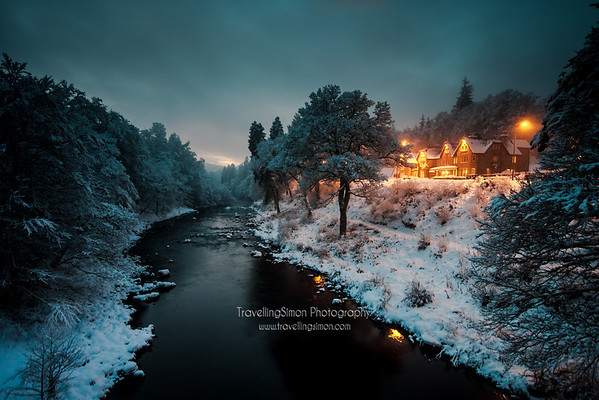 Invergarry in the Winter