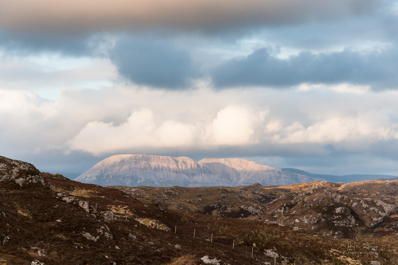 Clearing storm, Sutherland