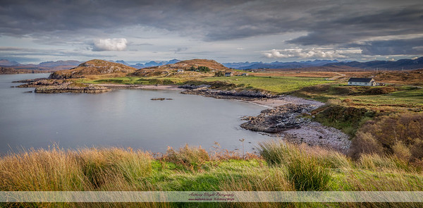 Bay View Over Loch Ewe