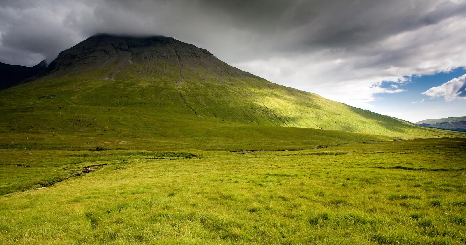 Glenbrittle, Isle of Skye