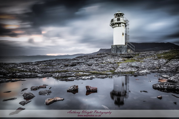 The Rhue Lighthouse