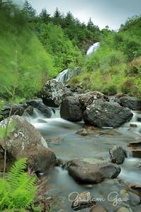 Flowerdale Waterfall (Easan Bana)