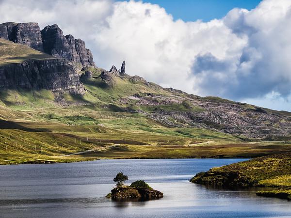 Loch Fada, Storr