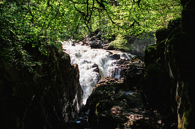 Black Linn Falls, The Hermitage, Dunkeld
