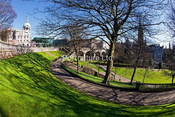 Union Terrace Gardens, Aberdeen, Scotland