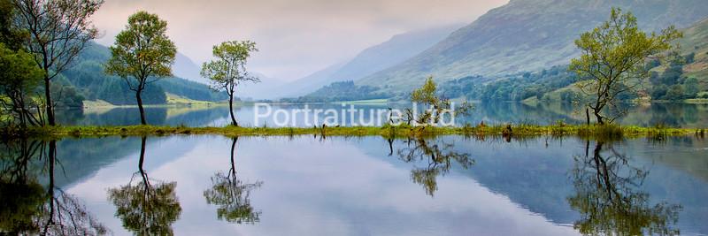 Loch Doine, Perthshire, Scotland