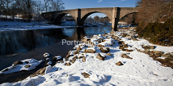 Potarch Bridge, Aberdeenshire, Scotland