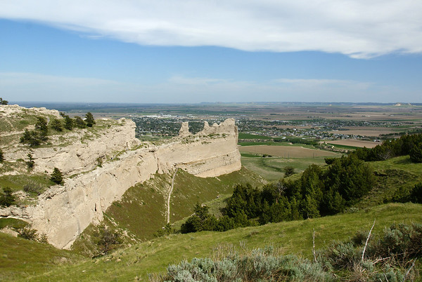Scottsbluff National Monument Nebraska